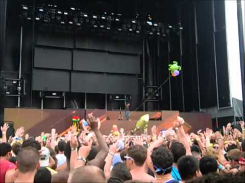 Dash Berlin - live at Electric Zoo 2012