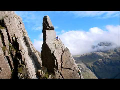 Napes Needle - An Overnight Expedition