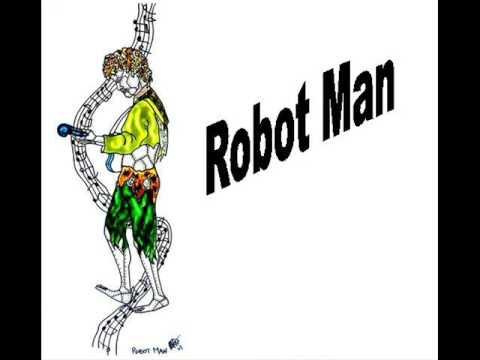 Brian Daniels - Robot Man
