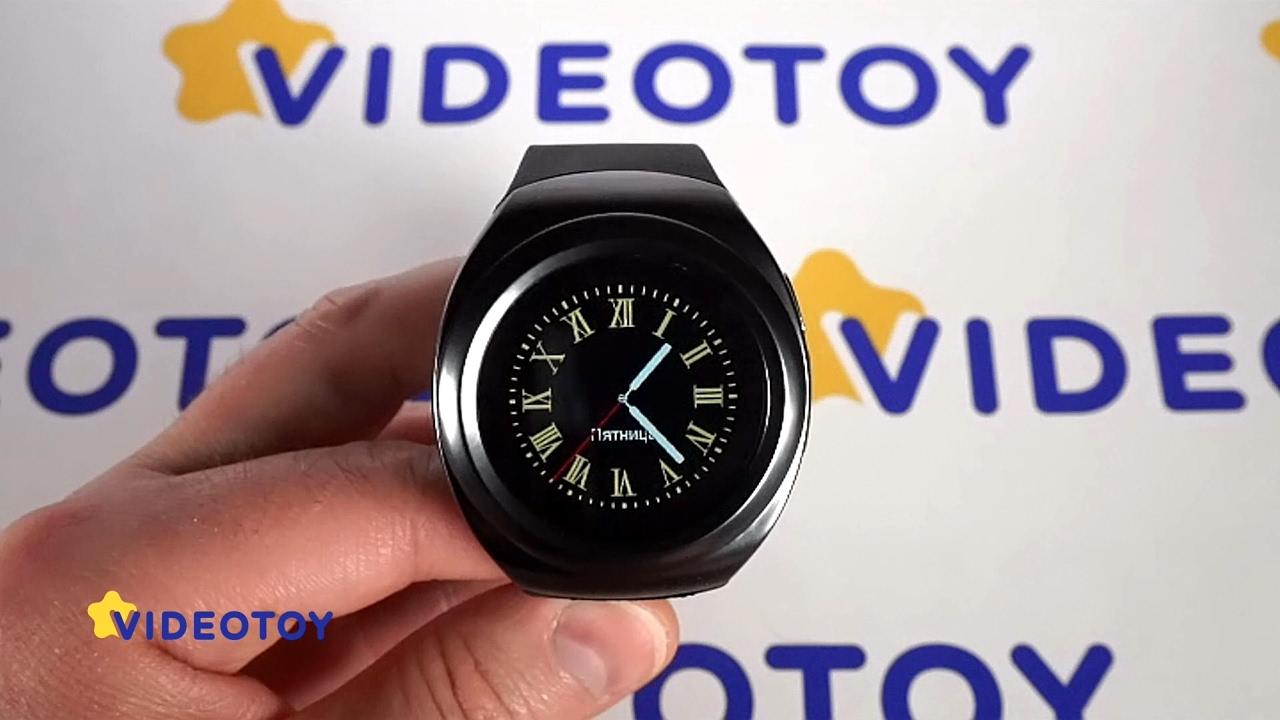 Видео обзоры умных часов