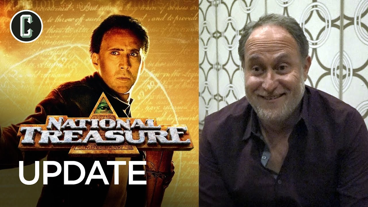 National Treasure 3: Here's Why the Sequel Hasn't Happened
