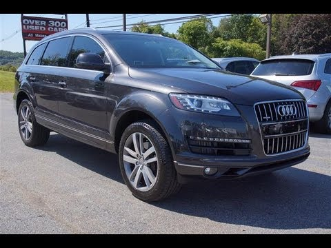 2010 audi q7 tdi quattro clean diesel youtube. Black Bedroom Furniture Sets. Home Design Ideas