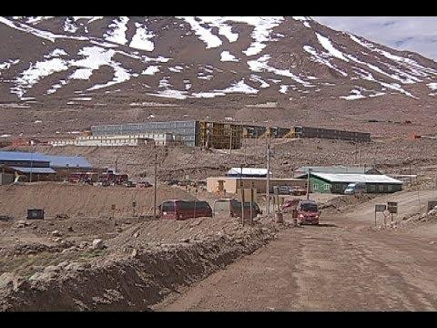 Pascua Lama: Revisan permiso ambiental del proyecto