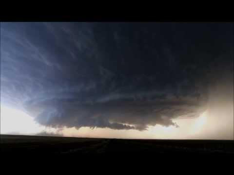 3 Haziran 2013 Texas ta Kasırga Oluşumu an ve an kayıtta