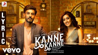 7UP Madras Gig - Kanne Kanne Lyric | Leon James | Jonita Gandhi