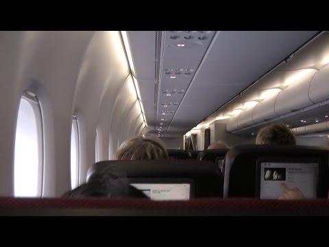 Qantas QF1 A380 Sydney to Singapore: Economy Class (Brief Version)