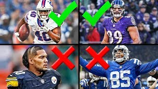 Fantasy Football Sleepers and Busts (2019)