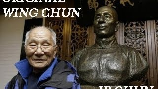 Original Wing Chun - Grandmaster IP CHUN