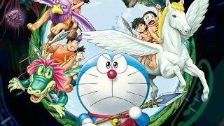 Phim Hoạt Hình Doraemon Lồng Tiếng :  Nobita và nước Nhật thời nguyên thủy