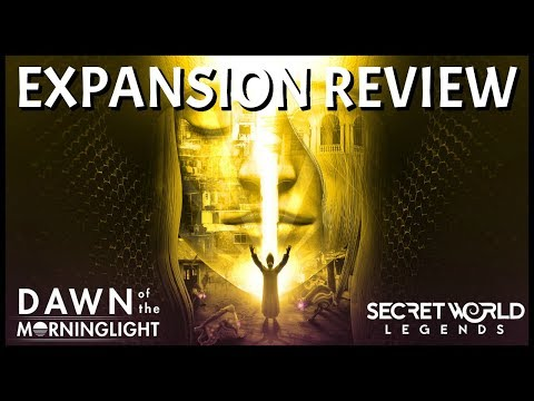 Secret World Legends: Dawn Of The Morninglight Expansion Review