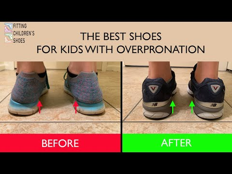 The Best Shoes for Kids with