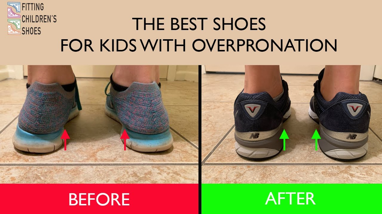 sneakers for overpronation
