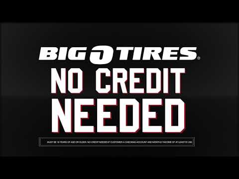Big O Tires Financing