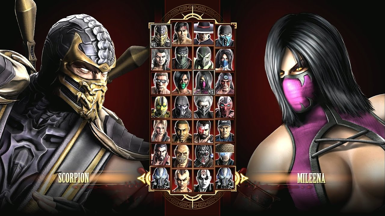 Mortal Kombat 9 All Finishing Moves And Fatalities Youtube
