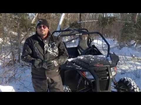 Ams - Action moteur sport - Vtt - Essai Arctic Cat Wildcat sport Limited 2015