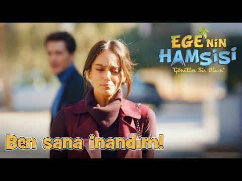 Zeynep, Deniz'le yüzleşiyor! - Ege'nin Hamsisi 18.Bölüm