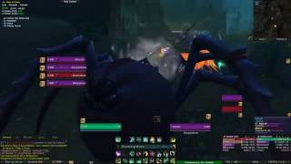 Repeat youtube video Mistweaver Monk MoS Mythic+8