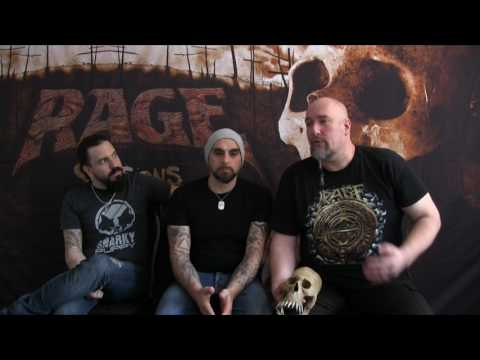 RAGE - Self-producing 'Seasons Of The Black' (OFFICIAL INTERVIEW)