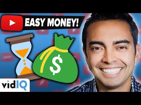 How to Make Passive Income on YouTube w/ Pat Flynn.