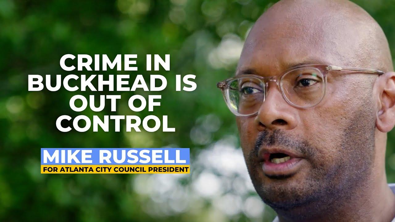 Video: Fight crime in Buckhead