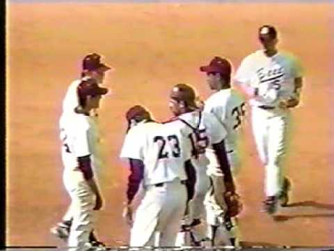 Marist HS vs Bayonne HS 1993, Veterans Stadium, Bayonne, NJ  Part 1 of 2