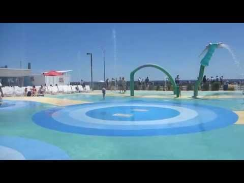 Asbury Park Boardwalk Splash Park
