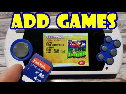 Add games and artwork to SEGA Genesis Ultimate Portable Game Player thumbnail