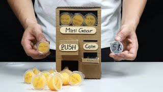 How to Make Jelly Vending Machine