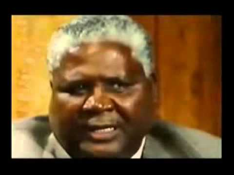 Joshua Nkomo Interview in Exile exonerates Shonas from Gukurahundi