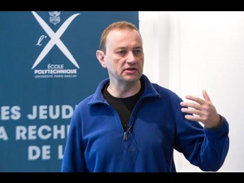"""""""Le neutrino, cet inconnu"""" par Olivier Drapier, chercheur à Polytechnique"""
