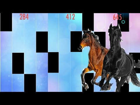 Lil Nas X - Old Town Road in Piano Tiles 2 !!!