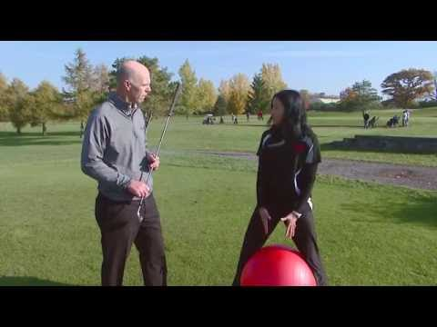 Exercises to stay golf ready