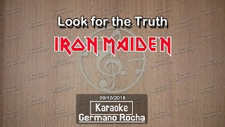 Iron Maiden - Look For The Truth (Karaoke)