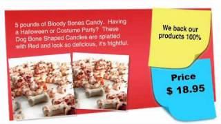 Bloody Bones Candy 5lb