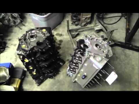 Ask Roger: How much power can a 2 bolt main cast iron sbc block hold?