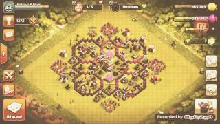 Clash of Clans #1 - Farmando