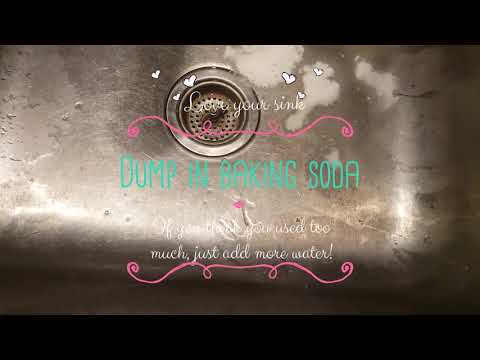 Make your sink shine blog