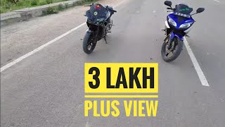 Pulsar R S vs R15 review in hindi honestly review