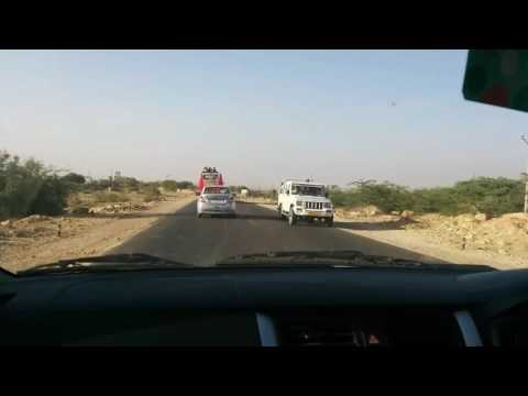 Journey from Jaisalmer to tannot temple Pakistan border