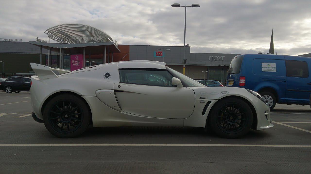 Lotus Exige S 260  Walkaround  YouTube
