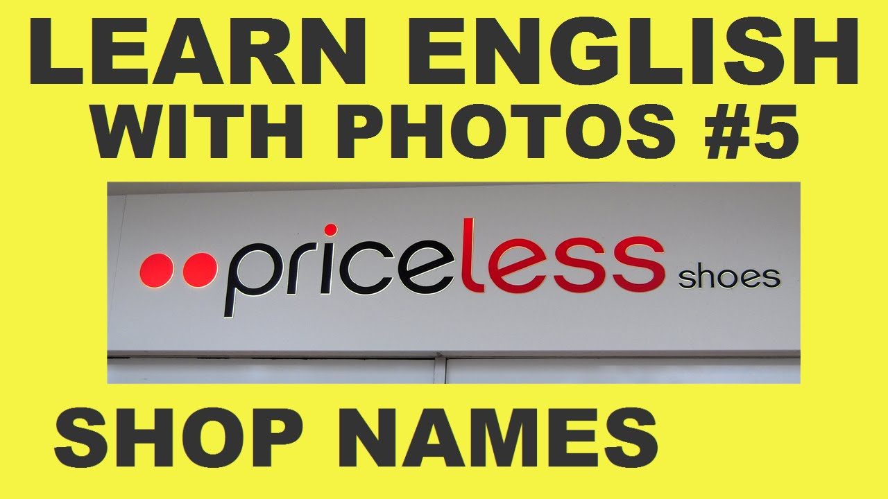 Learn English With Photos 5