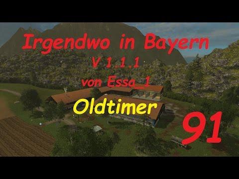 LS 15 Irgendwo in Bayern Map Oldtimer #91 [german/deutsch]