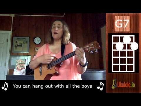 How to Play YMCA on ukulele - 21 Songs in 6 Days: Learn Ukulele the Easy Way