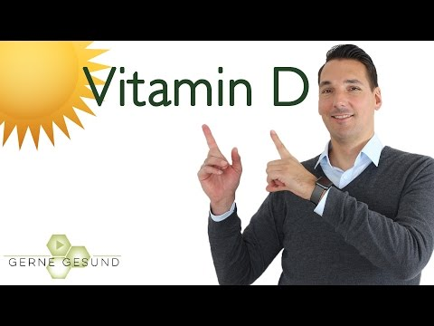 Lebensnotwendiges Vitamin D: Unterversorgung, Mangel und Wirkung - Gerne Gesund