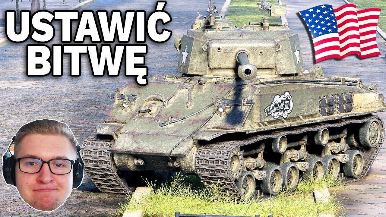 USTAWIONE BITWY – World of Tanks