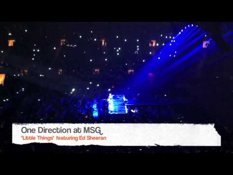 J-14 Exclusive Video: One Direction Performs
