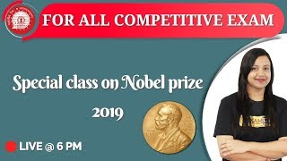 Class-21|RRB NTPC/RRCGroup-D|Ranking Crash Course|Science|By Amrita Maam|Special class Nobel Prize