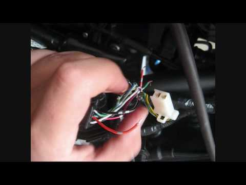 [DIAGRAM_38EU]  How to fix the wiring harness on a 2008 Kawasaki Ninja 250R - YouTube | 250r Wiring Diagram |  | YouTube