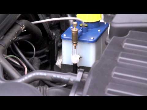 Refilling the JLM Valve Saver Kit with JLM Valve Saver Fluid
