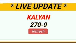 Satta matka Kalyan open 99999999 pass